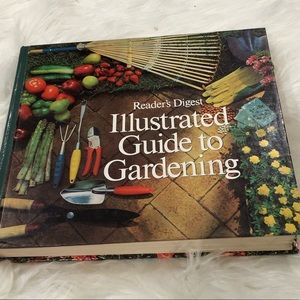 Vintage 1975 Illustrated Guide to Gardening